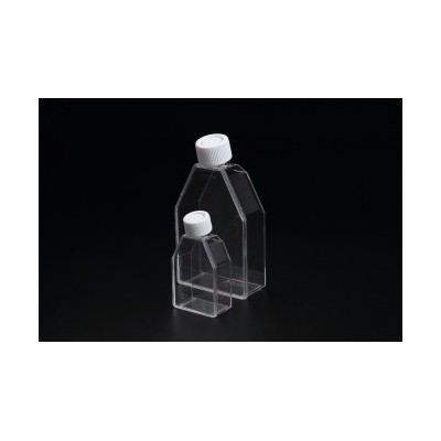 3D Cell Floater Flask with Filter Cap, PS, 25cm2, SPL,10 szt.