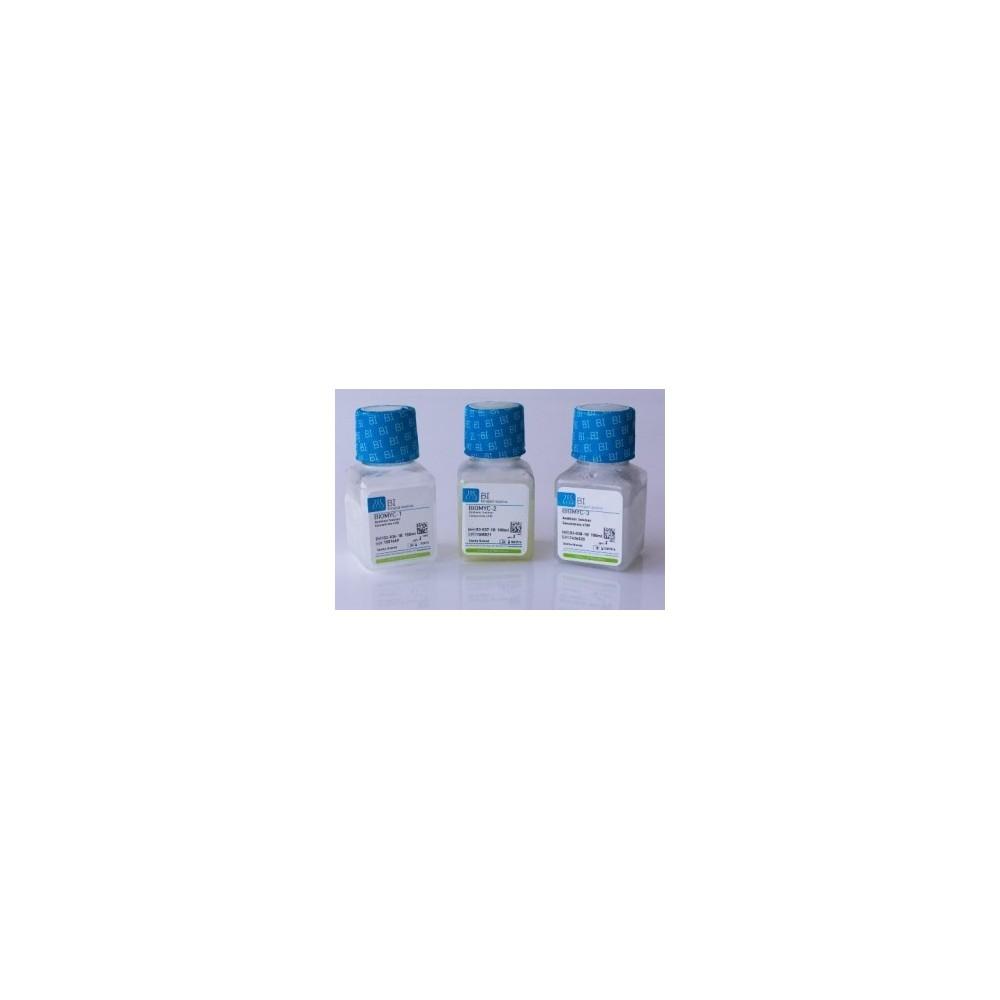 BIOMYC-1 Antibiotic Solution 100x conc. - Roztwór antybiotyków do zwalczania mykoplazmy w hodowlach komórkowych