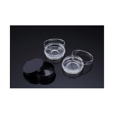 Confocal Dish, Insert Type, Clear, PS/Glass, 35x10mm, external grip, Sterile, SPL, 10 szt. w op., 500 szt. w kartonie