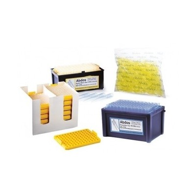 Micro tips, 0.2 - 10 μl (natural) (graduated), 1000 szt