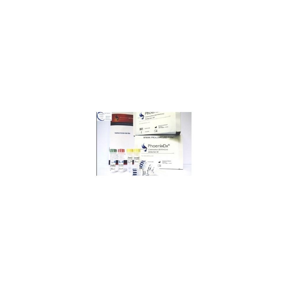 PhoenixDx® SARS-CoV-2 IVD- - zestaw RT-PCR do wykrywania wirusa SARS-CoV-2 (geny RdRp i E), 50 reakcji
