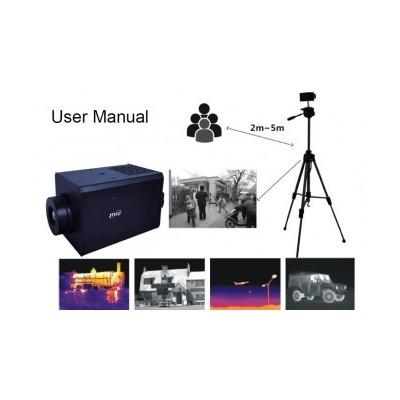 Thermal Human Body Fever Alert Detector - Kamera termalna