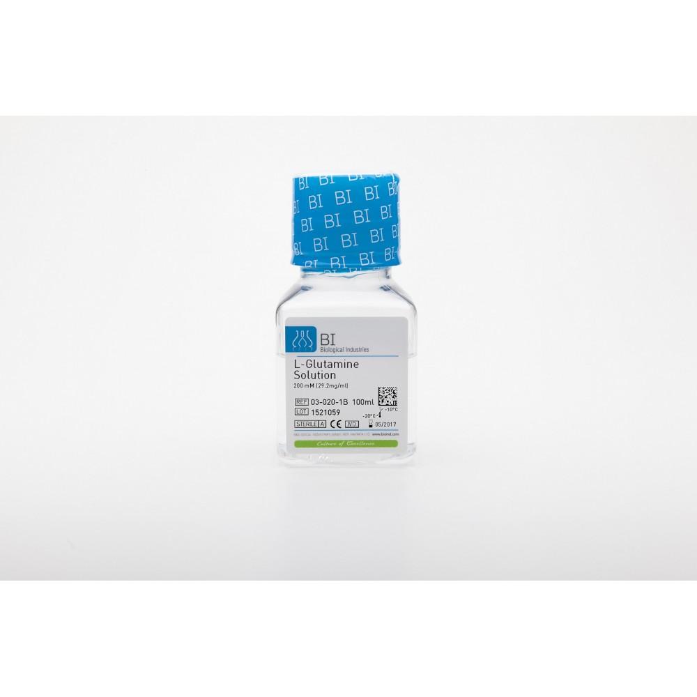 L-Glutamine Solution (200mM/l) - Roztwór L-glutaminy do hodowli komórkowych