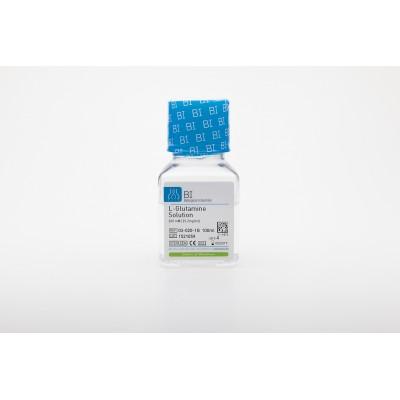 L-Glutamine Solution (200mM/l) - Roztwór L-glutaminy w roztworze soli, do hodowli komórkowych.