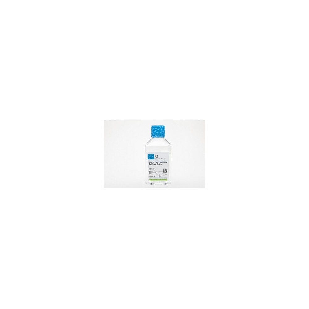 Dulbecco`s Phosphate Buffered Saline (DPBS) w/o Ca, Mg - Bufor DPBS bez jonów wapnia i magnezu