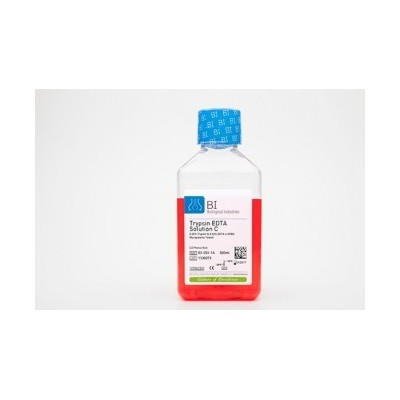 Trypsin EDTA Solution B (0.25%), EDTA (0.05%) - Trypsyna 0,25% z EDTA 0,05% z czerwienią fenolową