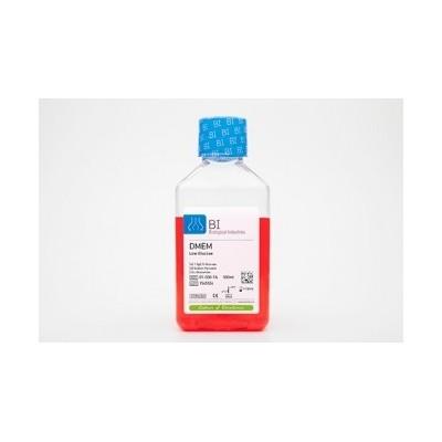 DMEM Low Glucose, w/o L-Glutamine, with sodium pyruvate - Podłoże DMEM, niski poziom glukozy, bez L-glutaminy