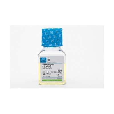 Gentamycin sulfate 50mg/ml - Siarczan gentamycyny w roztworze