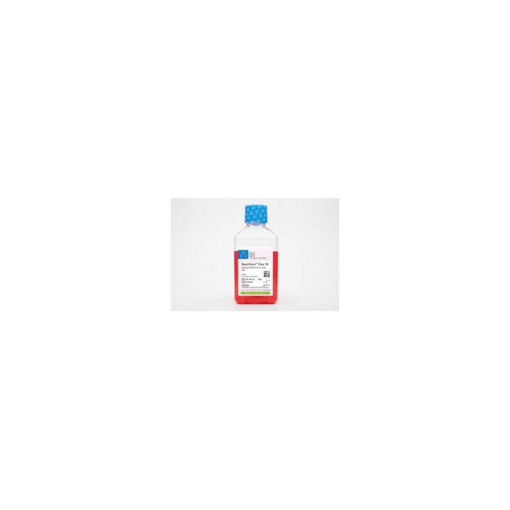 NutriVero™ Flex 10 - Podłoże do hodowli komórek Vero i produkcji szczepionek przeciwwirusowych
