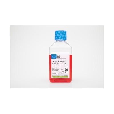Hanks BSS with phenol red, with Ca, Mg 10x conc. (HBSS 10x) - Roztwór soli Hanksa 10-krotnie stężony