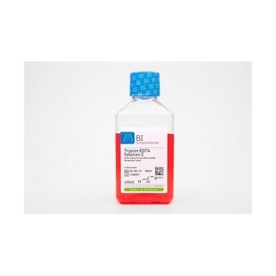 Trypsin EDTA Solution C (0.05%), EDTA (0.02%) - Trypsyna 0,05% z EDTA 0,02%, z czerwienią fenolową