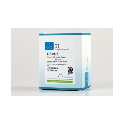 EZ-DNA Genomic DNA Isolation Kit - Zestaw do izolacji DNA genomowego